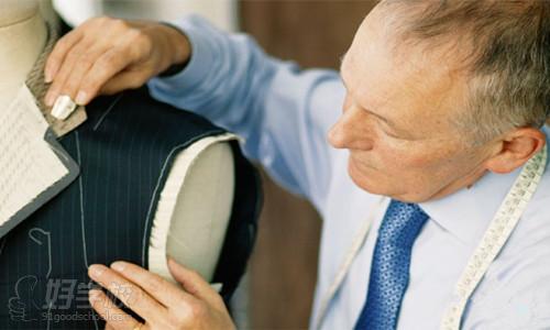 服装常识:服装量体方法-广州东华180度服装设计学校