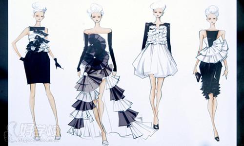 是服装设计师应该而且必须具备的基本功