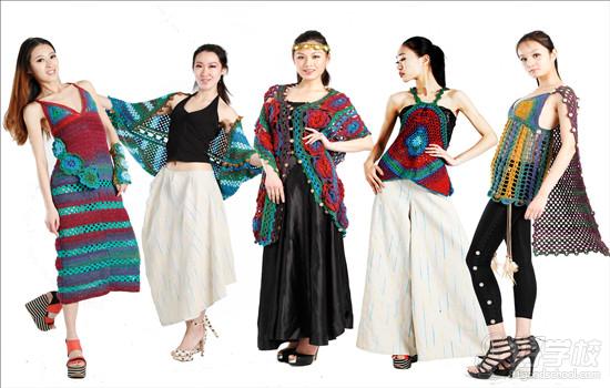 四种针织服装设计的灵感来源