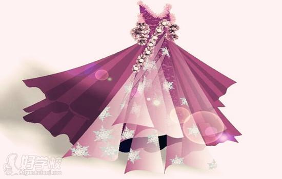 服装设计如何调和色彩?