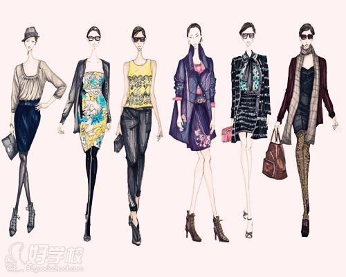 服装设计与人体的关系
