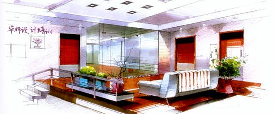 室内设计手绘班-华师大设计师研修基地-【学费