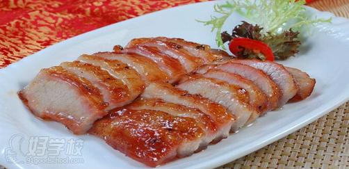 广州脆皮烧肉培训班-广州市广品餐饮-【学费,地