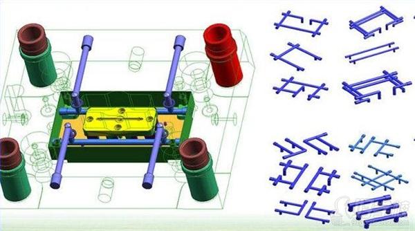 武汉塑料模具设计班(CAD+UG)培训-武汉欧凡景观设计学作者图片