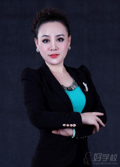 珠海梦莲娜美容化妆美甲学校国家高级美容导师张雯