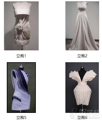 服装立体裁剪是一种通俗的叫法,它的正规学名是服装立体结构设计,是图片