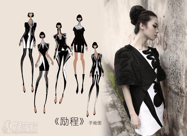 广州服装电脑设计培训班(coreldraw软件操作)