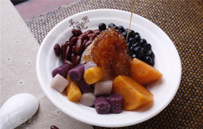 上海台式甜品鲜芋仙培训班(赠送相关小吃)