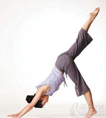 塑身纤体减肥瑜伽 让你成为瘦身女王  跪立,双手支撑地面,手臂伸直图片