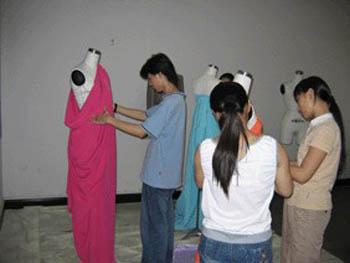 好学校 广州服装设计 广州中大星城服装学院