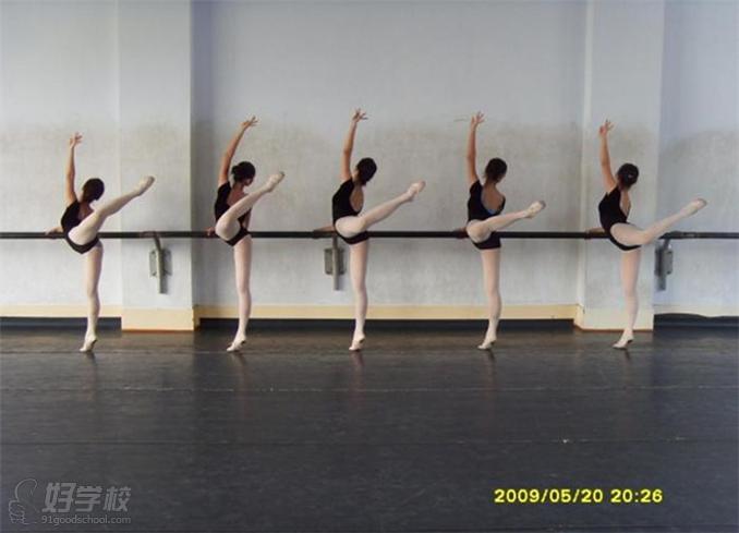 舞蹈学校组织结构图