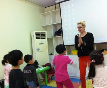 上海少儿英语启蒙班-上海起程教育-【学费,地址