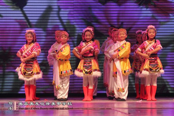 陈爱莲全国青少年儿童舞蹈大赛比赛现场