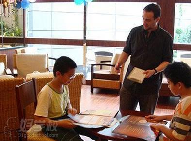 北京少儿英语课程培训班-北京汉普森英语培训