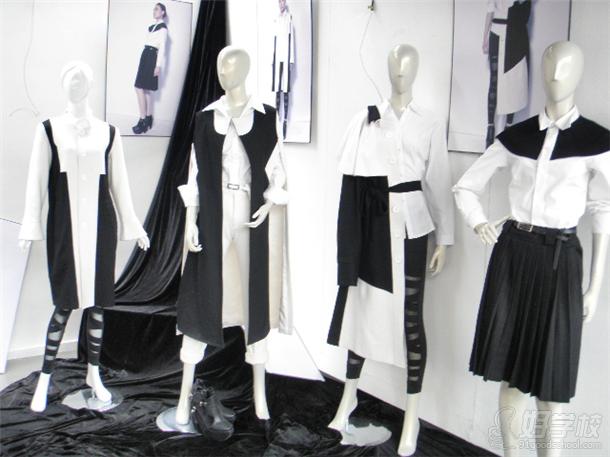 包豪斯服装设计学生毕业作品展