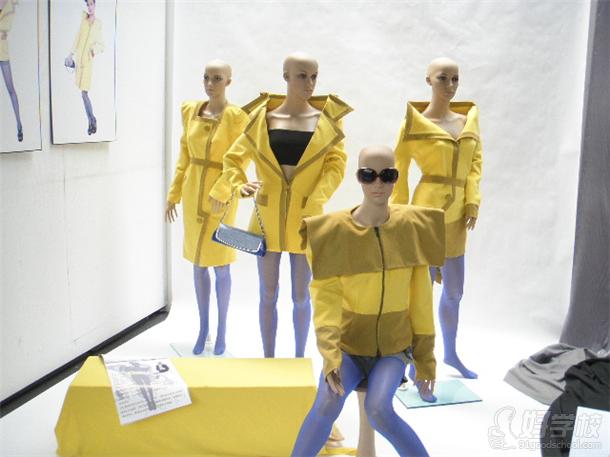 包豪斯服装设计学生毕业作品展-天津市包豪斯服装