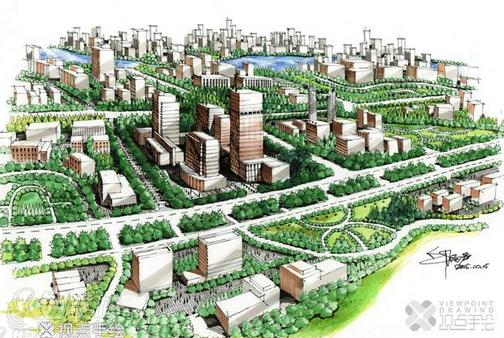 广州建筑设计手绘培训