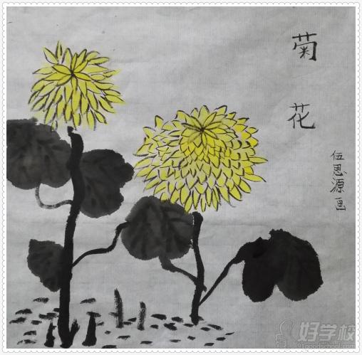 专业介绍 中国传统绘画的主要种类。中国画在古代无确定名称,一般称之为丹青,主要指的是画在绢、纸上并加以装裱的卷轴画。近现代以来为区别于西方输入的油画(又称西洋画)等外国绘画而称之为中国画,简称国画。它是用中国所独有的毛笔、水墨和颜料,依照长期形成的表现形式及艺术法则而创作出的绘画。中国画按其使用材料和表现方法,又可细分为水墨画、重彩、浅绛、工笔、写意、白描等;按其题材又有人物画、山水画、花鸟画等。中国画的画幅形式较为多样,横向展开的有长卷(又称手卷)、横披,纵向展开的有条幅、中堂,盈尺大小的有册页、斗方