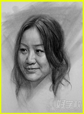 3,人体素描  4,风景素描(速写) 教具学具  1,教具:写生台,衬布,景物
