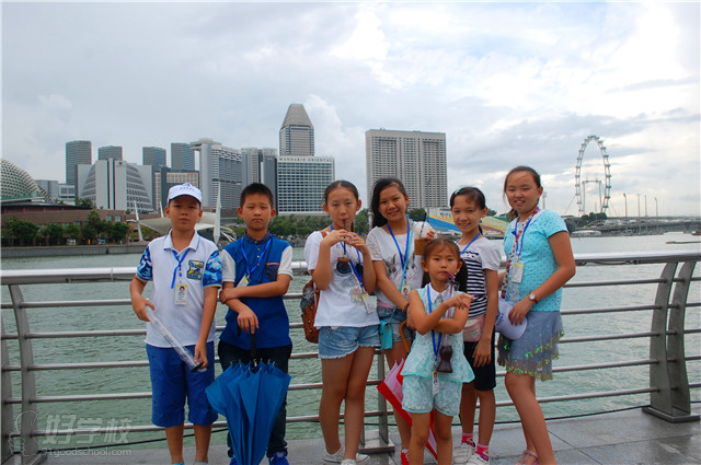 深圳中小学生新加坡海外国际游学夏令营