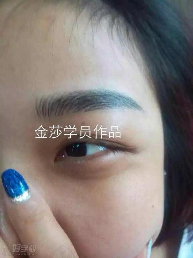 嘉兴韩式半永久纹绣培训班