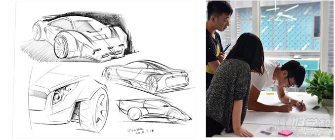 北京产品设计手绘强化培训班