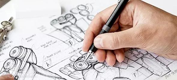 北京产品设计效果手绘培训班