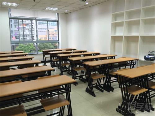 朝日日语培训环境
