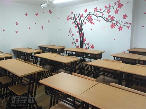 朝日日语教学环境