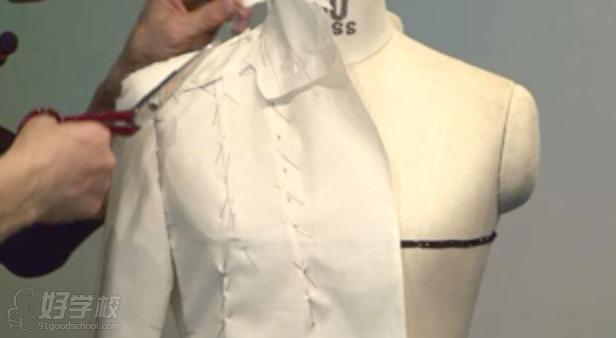 杭州服装高级立体裁剪制版培训班图片