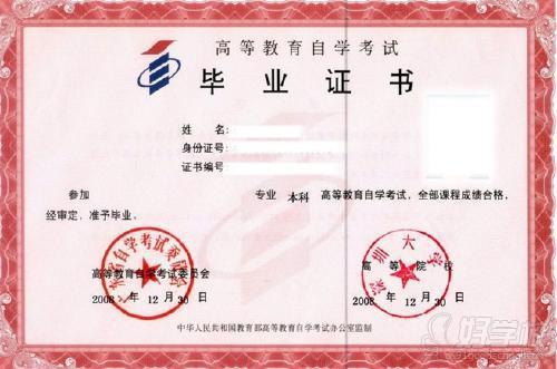 深圳大学自考《销售管理专业》专升本招生简章