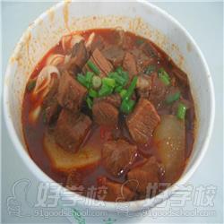 新疆萝卜牛杂开店培训创业武汉美食日语图片