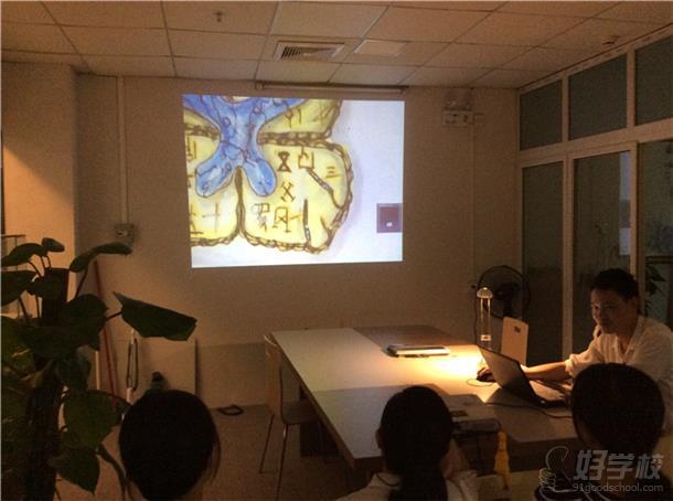 广州文诗朵珠宝设计培训学校灵感作品点评