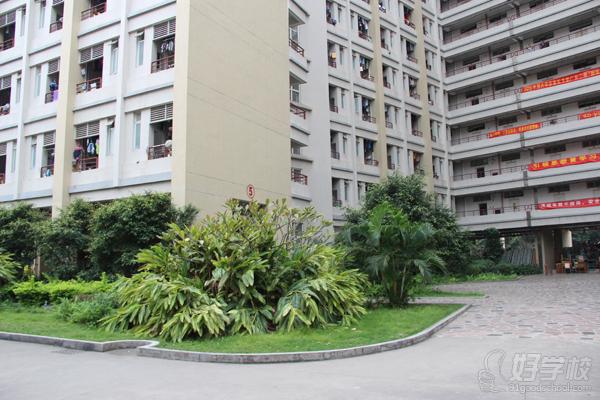 广东第二师范学院的环境怎么样?