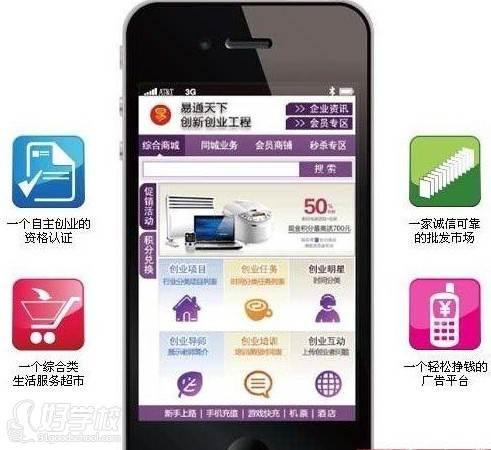 广州电子商务专业移动商务方向高中起点四年预