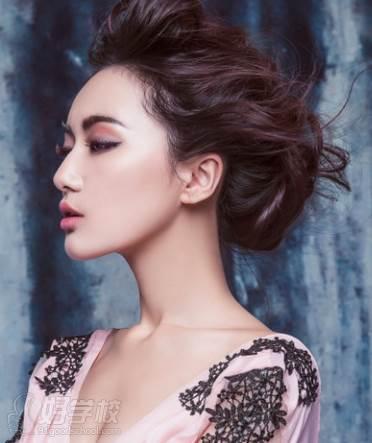 北京国际时尚彩妆造型设计班-北京中视时尚影视化妆