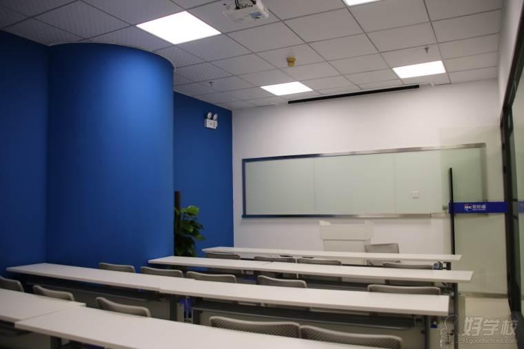 厦门新航道学校环境