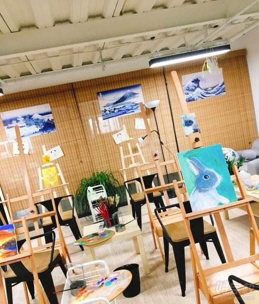 松叶艺术培训学校教学环境