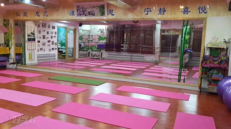 深圳海水瑜伽教学环境