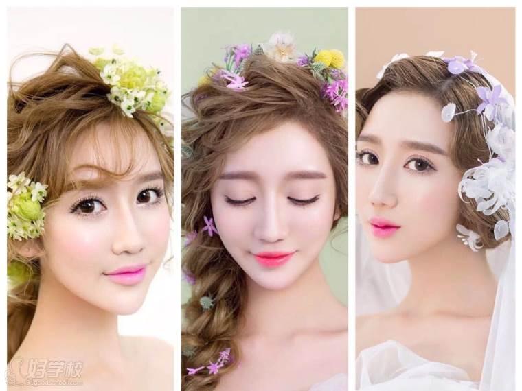 西安个人形象设计培训班-西安风尚国际美甲化妆培训