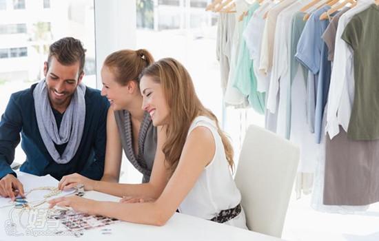 绘图-服装设计就业前景在哪里