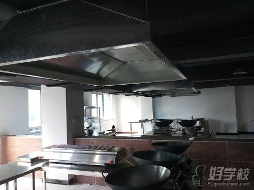成都川味源餐饮培训中心 学校环境