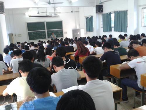 广州兴粤教育学生上课环境(组图)