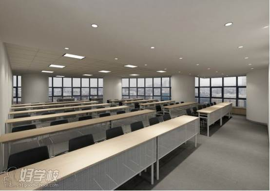 广州中博教育  教室环境