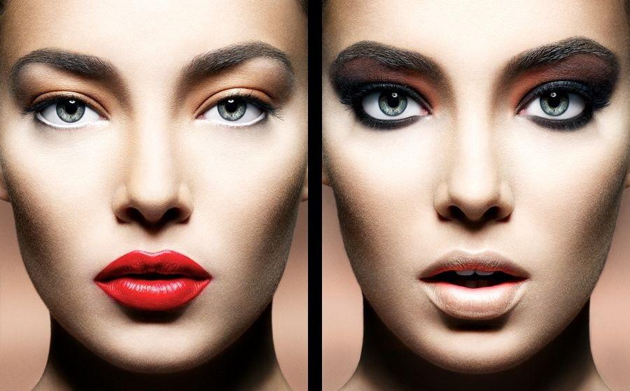 执教课程:高级彩妆研修班课程,高级彩妆造型精英版课程,商业时尚造型图片