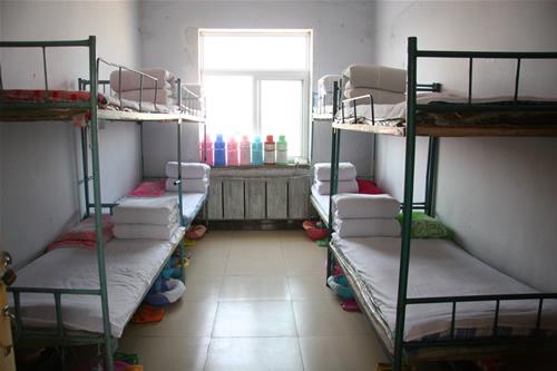 中山大学学生公寓照片(所有宿舍均带空调)