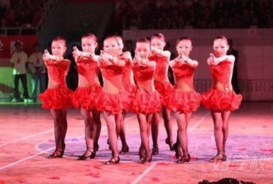 少儿舞蹈培训-舞蹈考级班