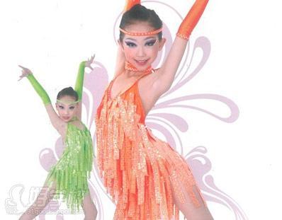 少儿舞蹈培训-拉丁舞