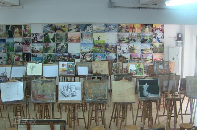 美术教室设计图