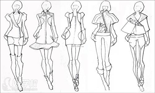 进行photoshop方法运用服装设计的软件v方法怎样ui找工作图片